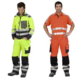 High-Vis Workwear