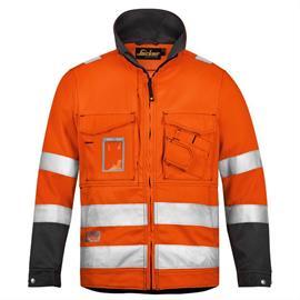 HV Jacke orange, Kl. 3, Gr. M Regular
