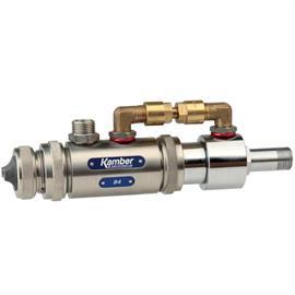 Kamber MOD 84 Low-pressure paint spray gun with air atomization