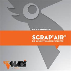 MABI - Scrap Air® Pneumatic hammers