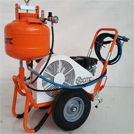 Machines for anti-skid application