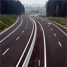Machines for federal and state roads