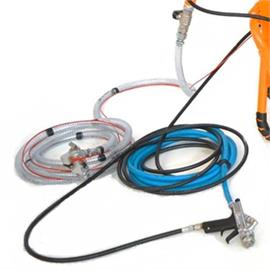Manual airspray gun with 7 Meter Paint Hose
