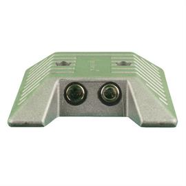 Road stud aluminium