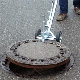Sewer and manhole equipment