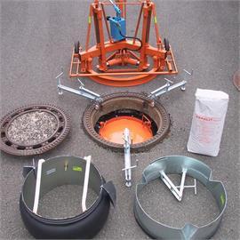 Sewer shafts regulatory program