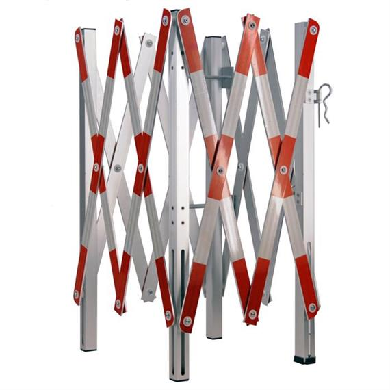 Shaft barrier Alu 120 x 180 mm