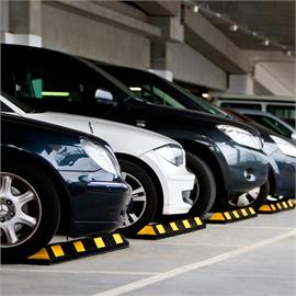 Speed bumps, hitchhikers, wall protection