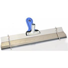 Squeegee with insert R2 and 2 pins