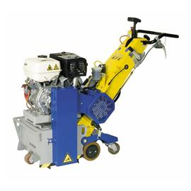 Surface treatment and demarking machines