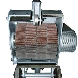 TRF2000 - Set with 4 abrasive Brushes Grit 40