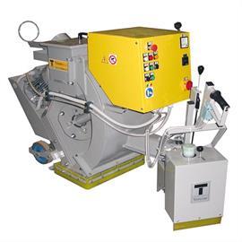 TrimmBLAST® T40SM - A8S - Shot blasting machine 40 cm width