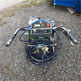 Used GRACO 5900 marking machine