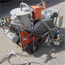 Used marking equipment