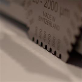 Wetfilm measuring WG 2