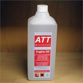 Aceite de turbina ATT para los secadores de carretera de Zirocco