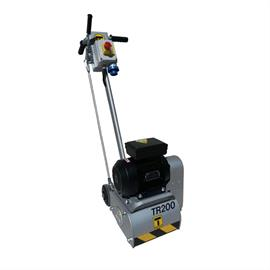 Máquina para el tratamiento de superficie TR 200 SMART - 400 V
