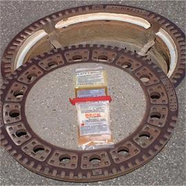 Mini-Pack de incrustaciones anti-ratas