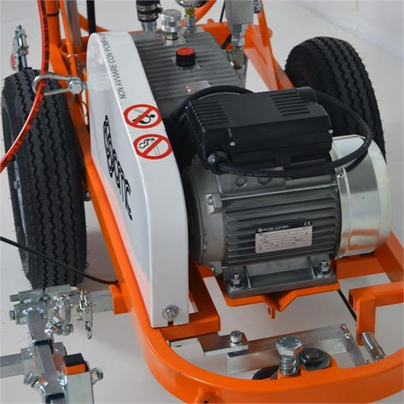 Motor eléctrico para el AR 30 Pro / Máquina eléctrica para marcar el suelo