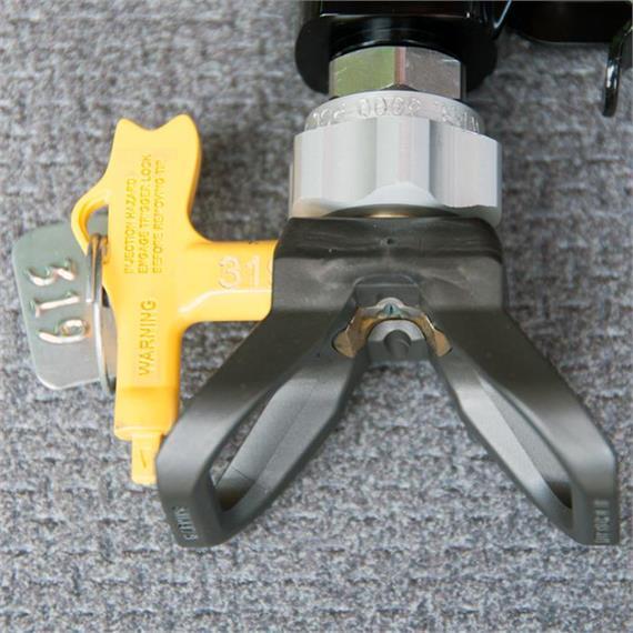 Soporte de boquilla para la boquilla airless T93R