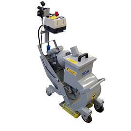 TrimmBLAST® T20SI - Granalladora de 21 cm de ancho de trabajo