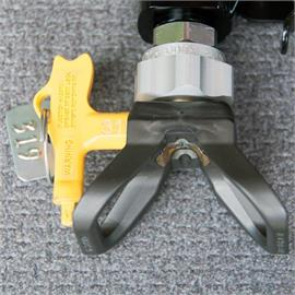 Suuttimen pidike airless-suuttimelle T93R