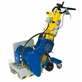 Von Arx - DTF 25 SH, jossa on sähkömoottori