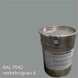 BASCO®paint M44 gris trafic A en conteneur de 25 kg