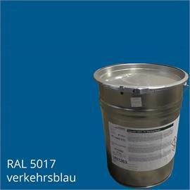 BASCO®paint M66 bleu de circulation dans un conteneur de 22,5 kg