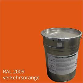 BASCO®paint M66 orange trafic dans un conteneur de 22,5 kg