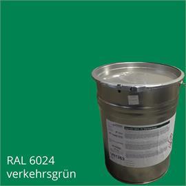 BASCO®paint M66 trafic vert dans un conteneur de 22,5 kg