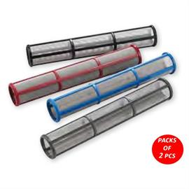 Matériau filtre bleu, 100 mesh