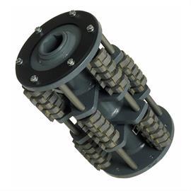 Tambour avec lames d'épluchage d'environ 42 x 11 mm adapté à Von Arx VA 25 S