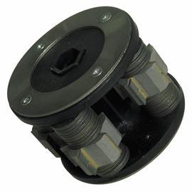Tambour avec lames d'épluchage de 22 mm de large adapté au SF 60