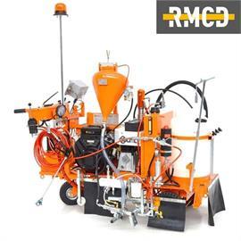 CMC AR 100 G - Tracciatrice stradale airless con azionamento idraulico - 2 ruote anteriori
