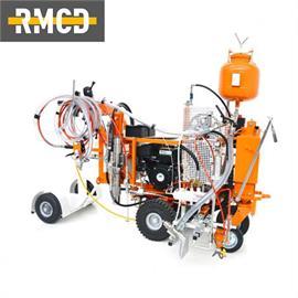 CMC AR30ITPP - Tracciatrice stradale airless con azionamento idraulico e pompa a pistone