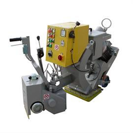 TrimmBLAST® T30SM - A8 - Unità di granigliatura da 30 cm di larghezza di lavoro