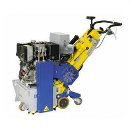 VA 30 SH con motore diesel Hatz con azionamento idraulico con avviamento elettrico