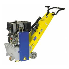 VA 30 S con motore diesel Hatz
