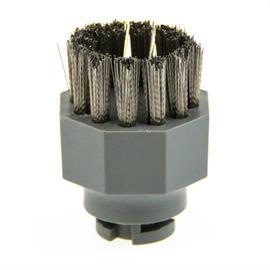 i-Gum plieninis šepetys pilkos spalvos (skirtas i-Gum dujinei versijai)