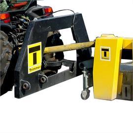 TR 306 Dvigubo ženklinimo priedas frezavimo staklių mechaninis