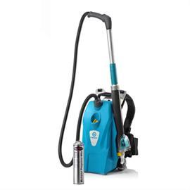 i-Gum® G košļājamās gumijas noņēmējs ar gāzes darbību