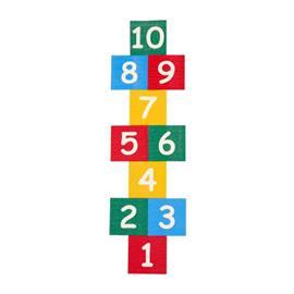 MeltMark rotaļu laukumu marķējums - Sotarhage