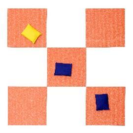 MeltMark rotaļu laukumu marķējums - Tre i rad