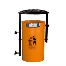 Afvalcontainer 01 - 50 liter