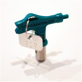 Airless nozzle voor oppervlaktemarkeringen 215
