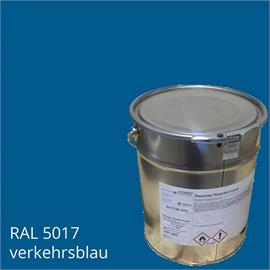 Bascoplast universeel blauw in 14 kg container