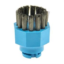 i-Gum staalborstel blauw (voor de i-Gum 24 V versie)