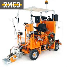 L 150 machine voor het aanbrengen van luchtspray's