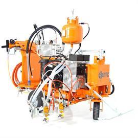Machines met hydraulische aandrijving